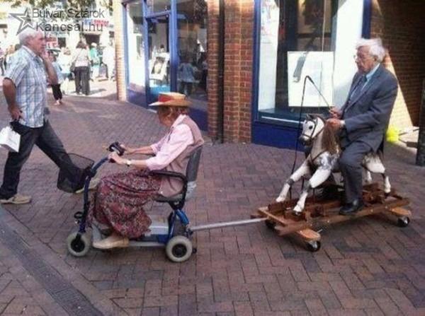 A szerelem örök: Párok akik idősen is minden együtt töltött percet élveznek