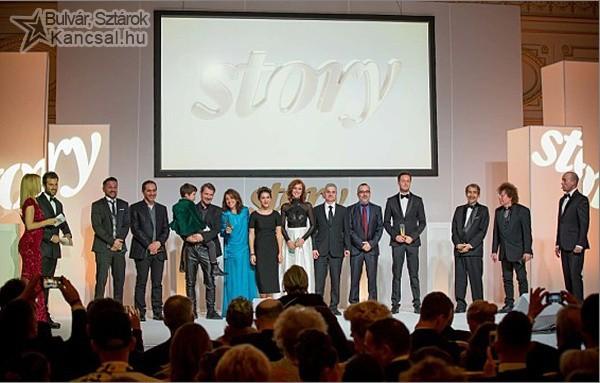 18. alkalommal adták át a Story Ötcsillag- és Érték-díjakat