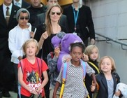 Nem hagyja elszállni gyermekeit Angelina Jolie