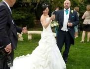 A vőlegény gyógyíthatatlan betegsége miatt hozta előre az esküvőt egy brit pár