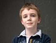 Tízévesen már egyetemi anyagot tanul a zseni kisfiú