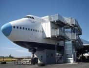 Repülőgépből alakítottak ki egy szállodát