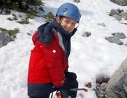 Majd 7000 méteres csúcsot mászott meg a kilenc éves fiú