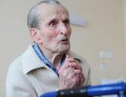 110 éves lett hazánk legidősebb férfija