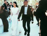 Ilyen volt az évtized esküvője: egybekelt Kim Kardashian és Kanye West