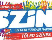 Most már biztos, idén is lesz Szegedi Ifjúsági Napok
