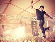 Őrületes hangulat az ÁRKÁD Party Arénában Quentin Mosimann show-ján