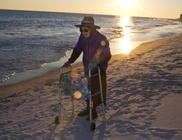 101. születésnapja előtt valóra vált az idős néni álma