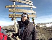 85 évesen mászta meg a dédnagymama a Kilimandzsárót