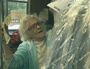 100 évesen is heti 6 napot dolgozik az idős hölgy