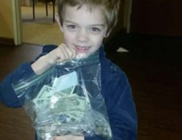 Minden spórolt pénzét beteg óvónénijének adta a 4 éves kisfiú