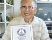 A legidősebb frissdiplomás: 96 évesen szerzett diplomát az idős férfi