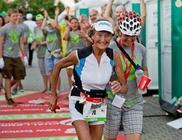 A 82 éves apáca már 45 alkalommal teljesítette az Ironman Triatlon versenyt