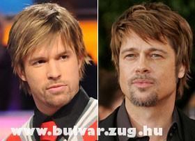Hasonló frizura