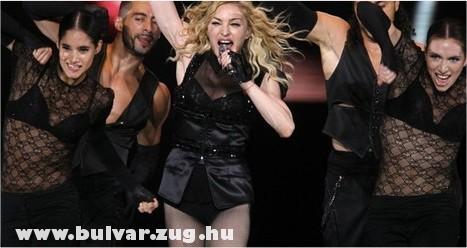 Madonna Budapesten - Madonna koncert huhh!