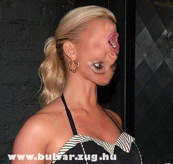 Britney asszony szétesett