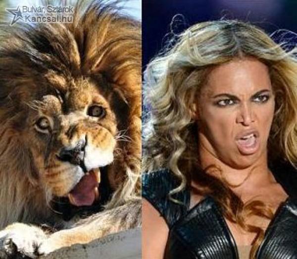 Beyonce másként