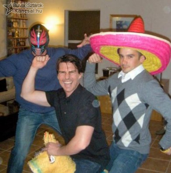 Buli Tom Cruise