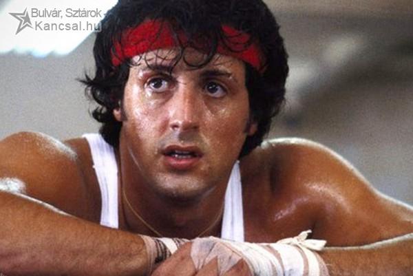Sylvester Stallone, Rockey