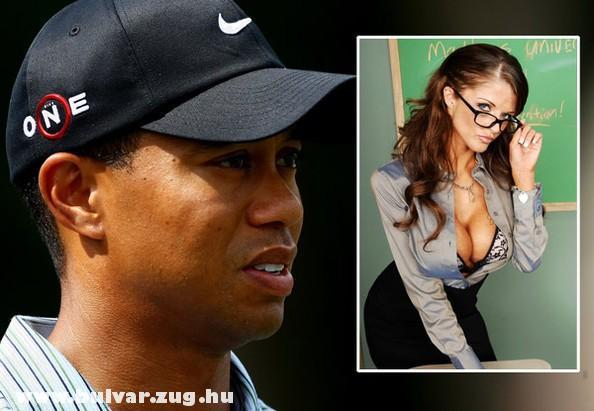 Tiger Woods és a szexi tanárnéni