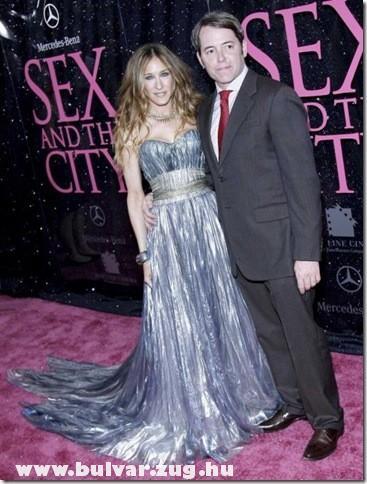 Sarah Jessica Parker és Matthew Broderick
