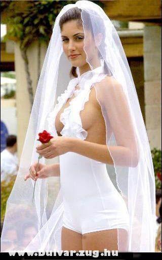 Szexi menyasszony