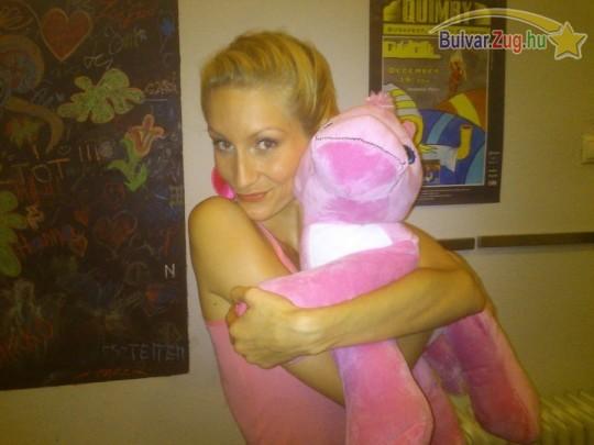 Barbi egy kicsit rózsaszín mániás