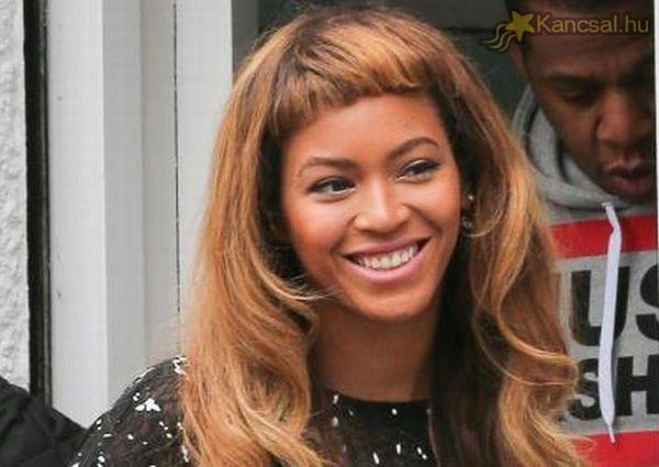 Elég rosszul sikerült Beyoncé új frizurája