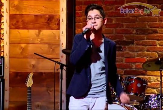 Farkas Zsolti nyerte Az ének iskoláját