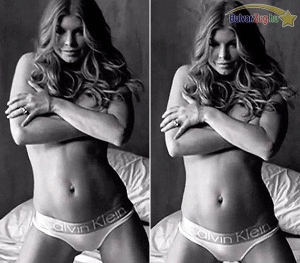 Fergie szülés után fél évvel bombaformában van