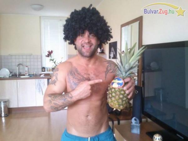 Joe és az ananász
