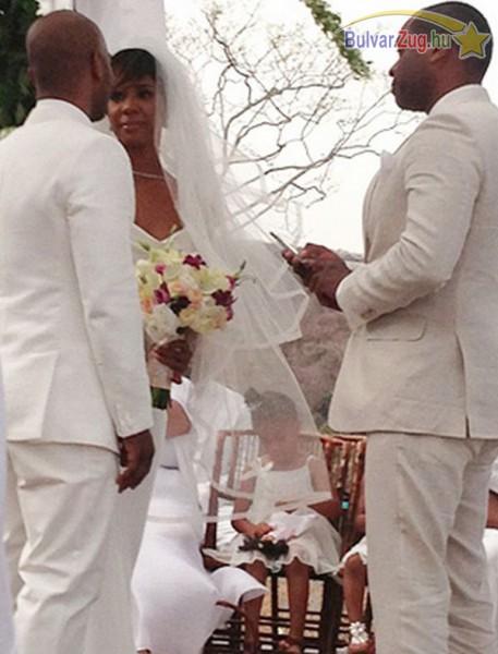 Kelly Rowland férjhez ment