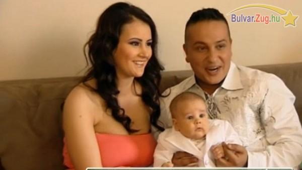 L.L Junior és családja