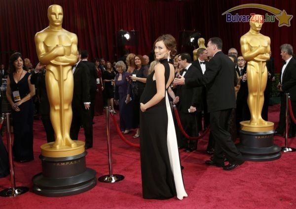Olivia Wilde az Oscar-gálán