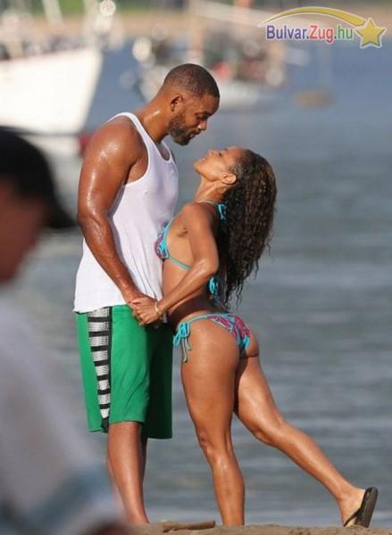 Will Smith és felesége