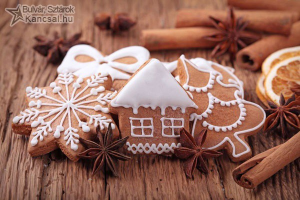 Karácsonyi készülődés: mézeskalács sütögetés