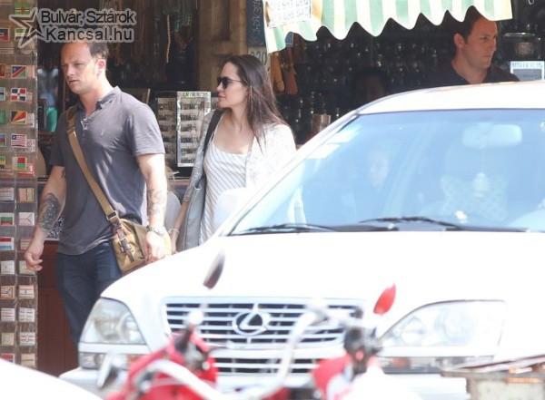 Angelina Jolie új szerelme?!