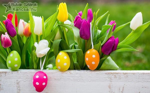 Tulipánok és tojások