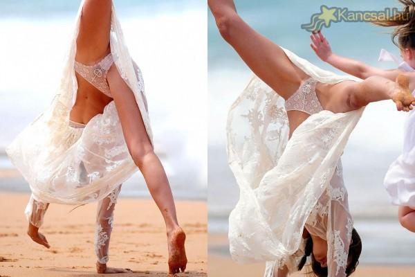 Miranda Kerr,csodát mutat