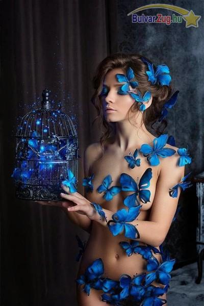 Neked is kék