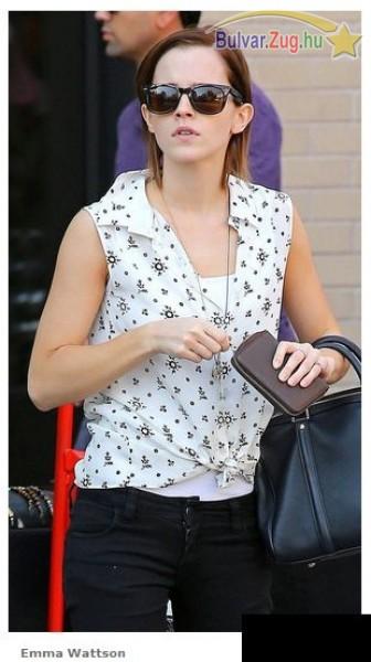 Emma Watson sem csak sminkben mer kilépni