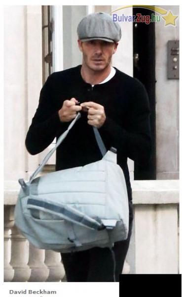 David Beckham sincs mindig top formában