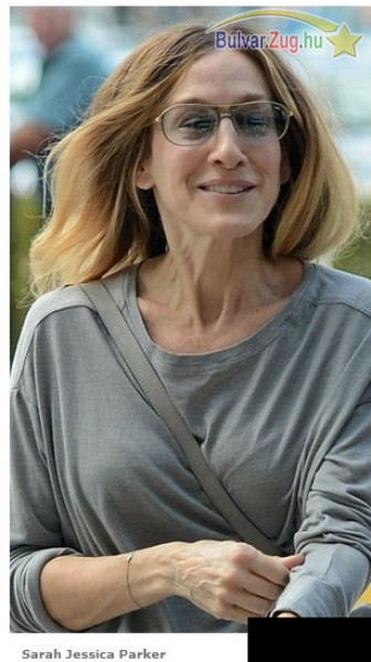 Így néz ki Sarah Jessica Parker smink nélkül