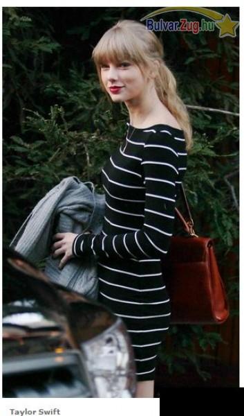Taylor Swift szolid sminkben