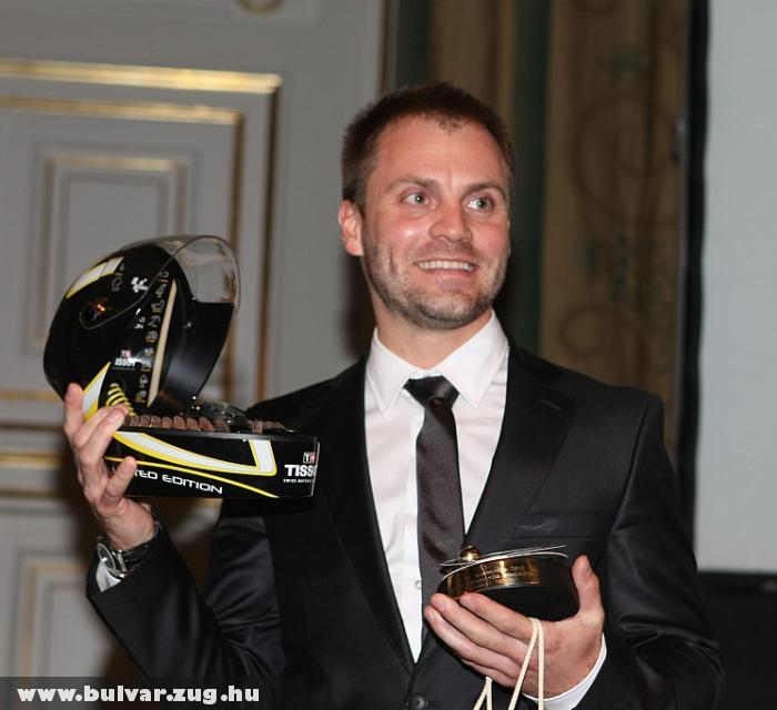 Talmácsi Gábor a legnépszerûbb sportoló