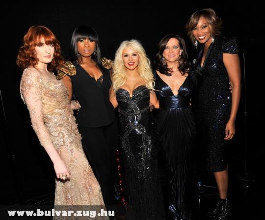 Szexi sztárok a Grammy-n