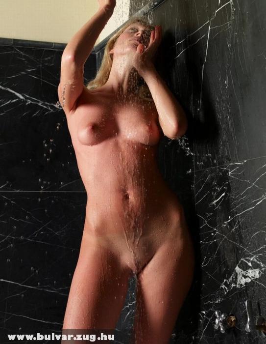 Zuhanyzás közben