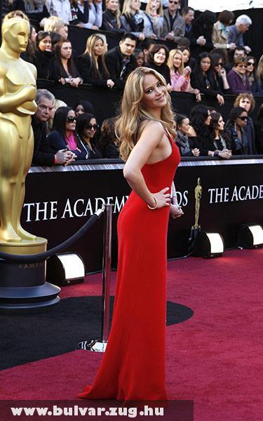 Oscar 2011: Jennifer Lawrence