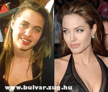Angelina Jolie (Akkor és Most)