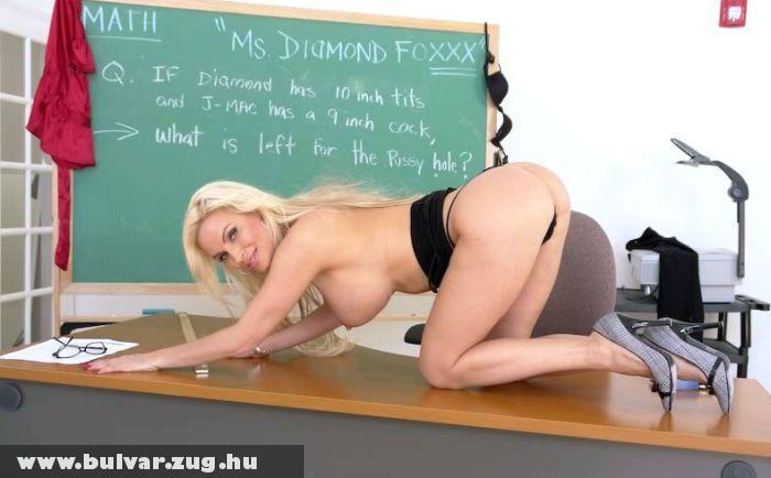 Szexi tanárnõ